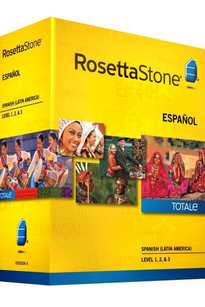 rosetta stone language training