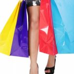 shopping styles of women- carrying a lot of shopping bags