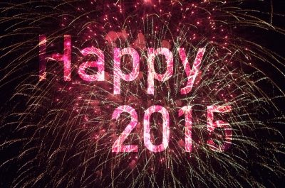 A Year in Review: So long 2014. Hello 2015!