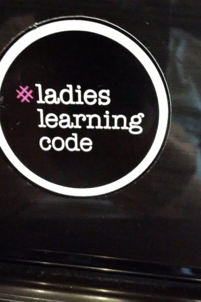 Ladies Learning Code – HTML/CSS Workshop Review
