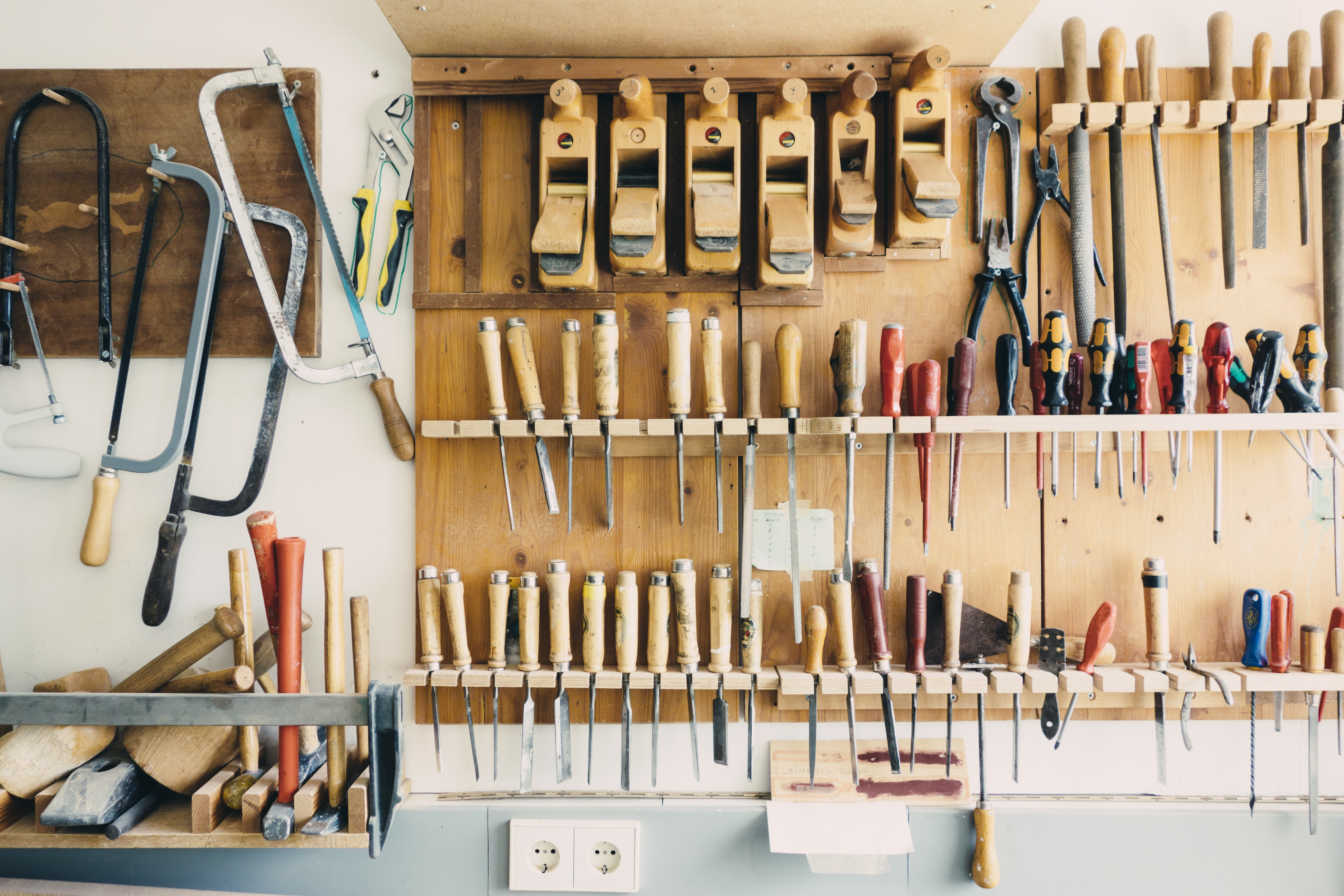 knowing how to use tools can help you save money