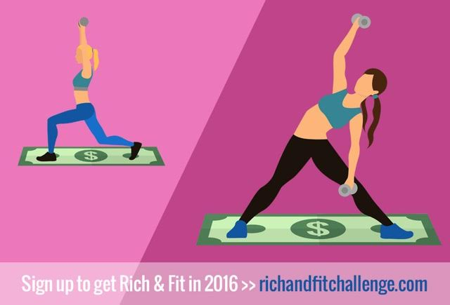 workout, financially fit