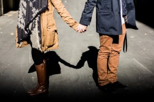 Together in Love, but Separate in Finances