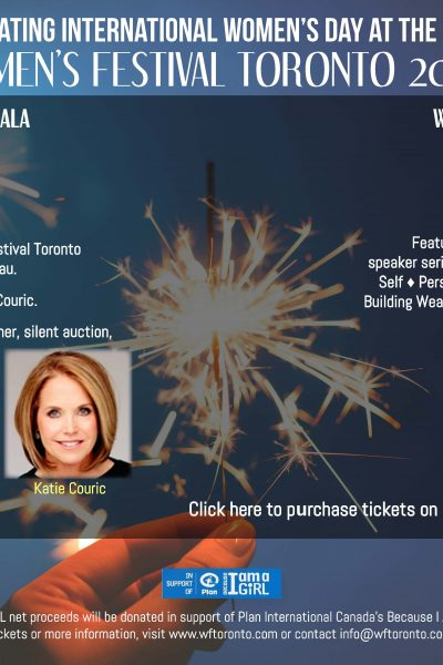 Toronto Women's Leadership Gala and Conference 2016