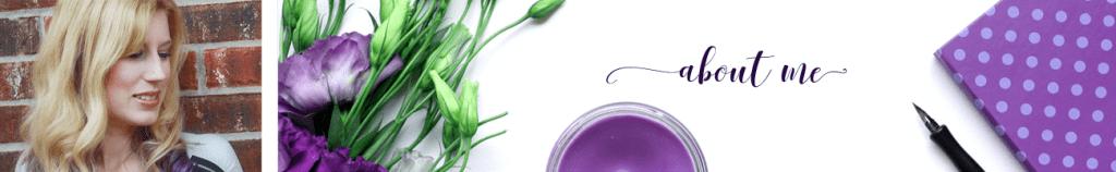 viva la violet web design