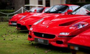 Three Cars, One Couple