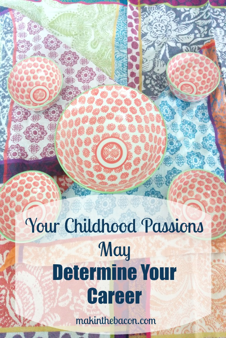 finding your passions to find your career