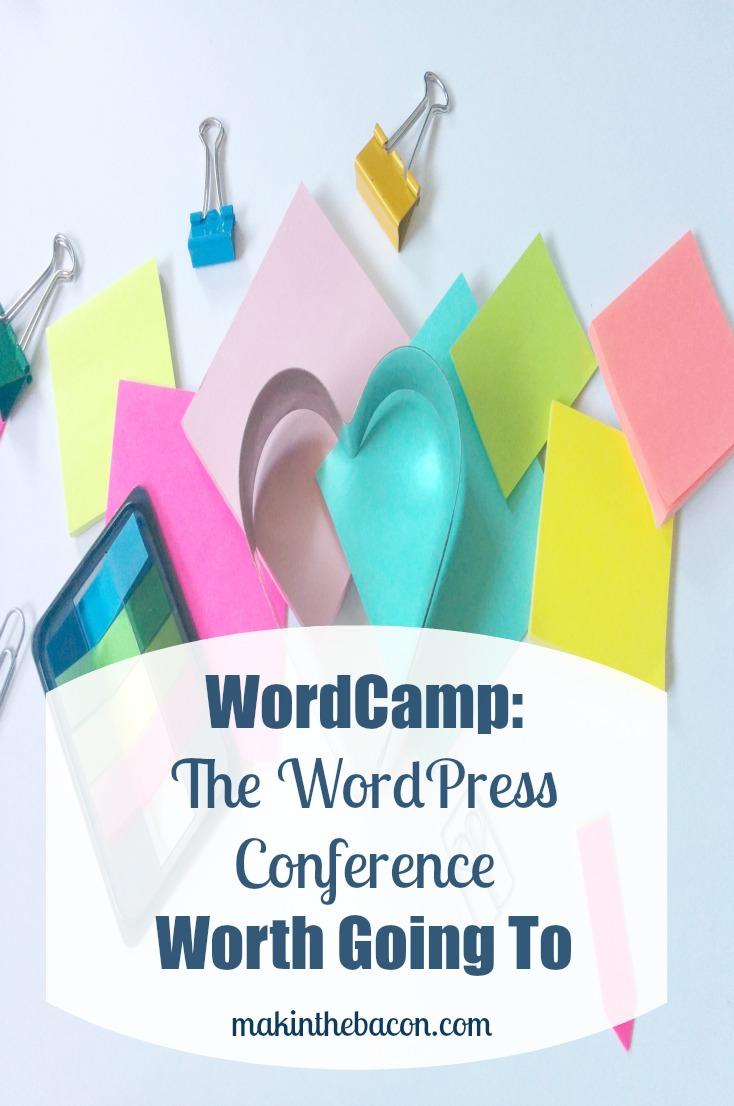 WordCamp- WordPress Conference