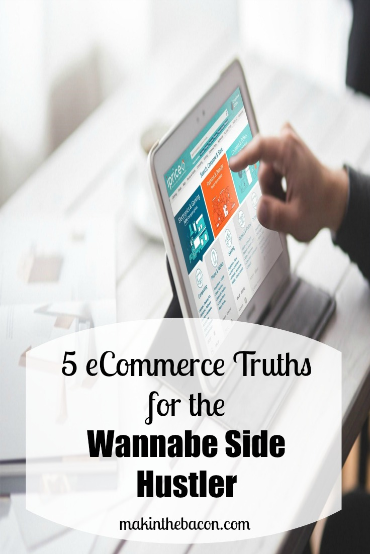 ecommerce could be your next side hustle