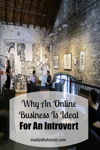 Why An Online Business is Ideal For An Introvert