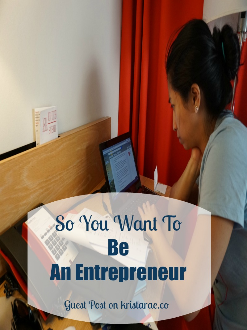 becoming an online entrepreneur
