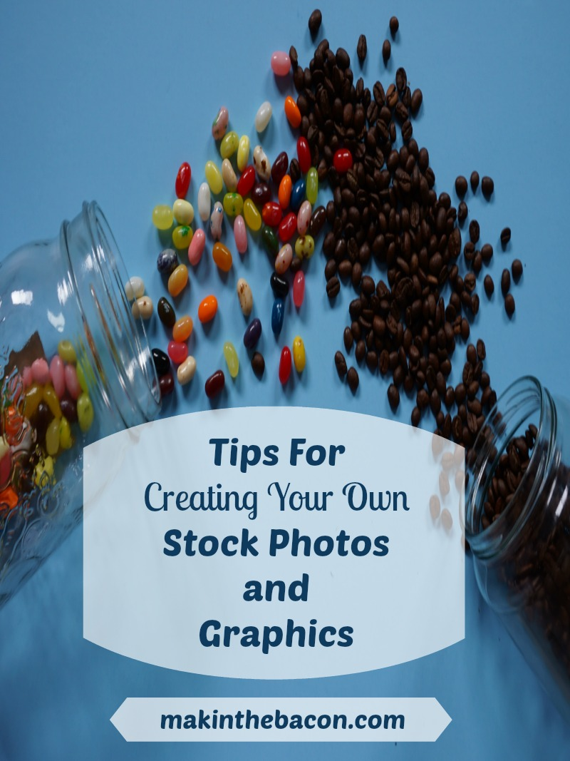 create your own stock photos