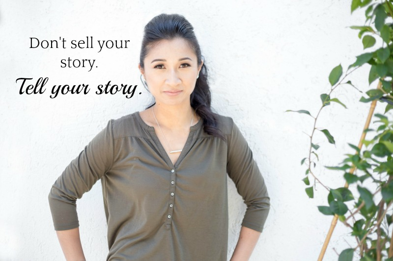 authentic storytelling through blogging