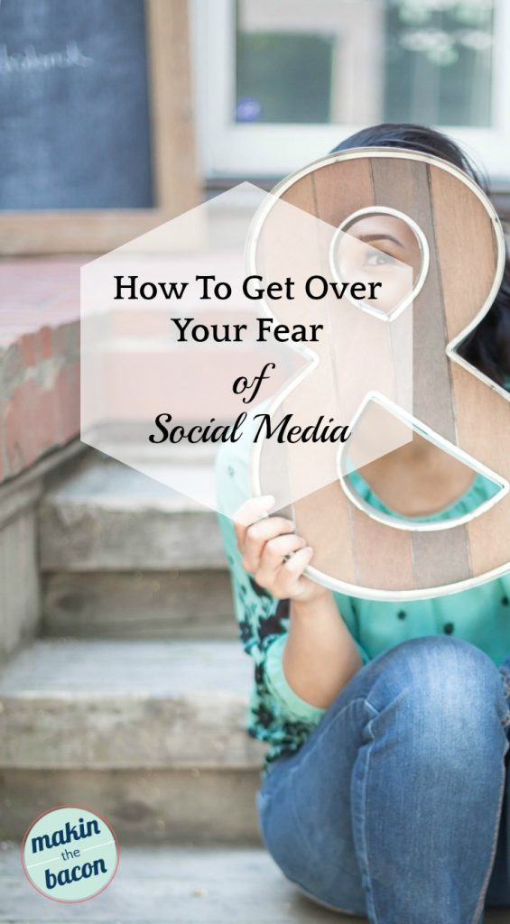 In order for your business to grow and get more exposure you need to get over your fear of social media