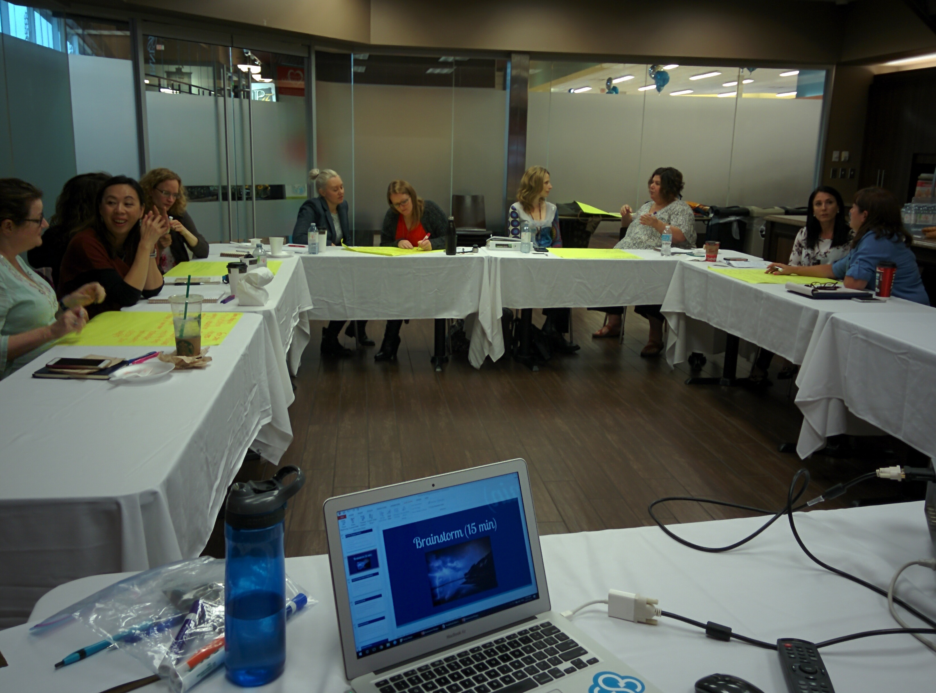 social media strategy and content strategy training