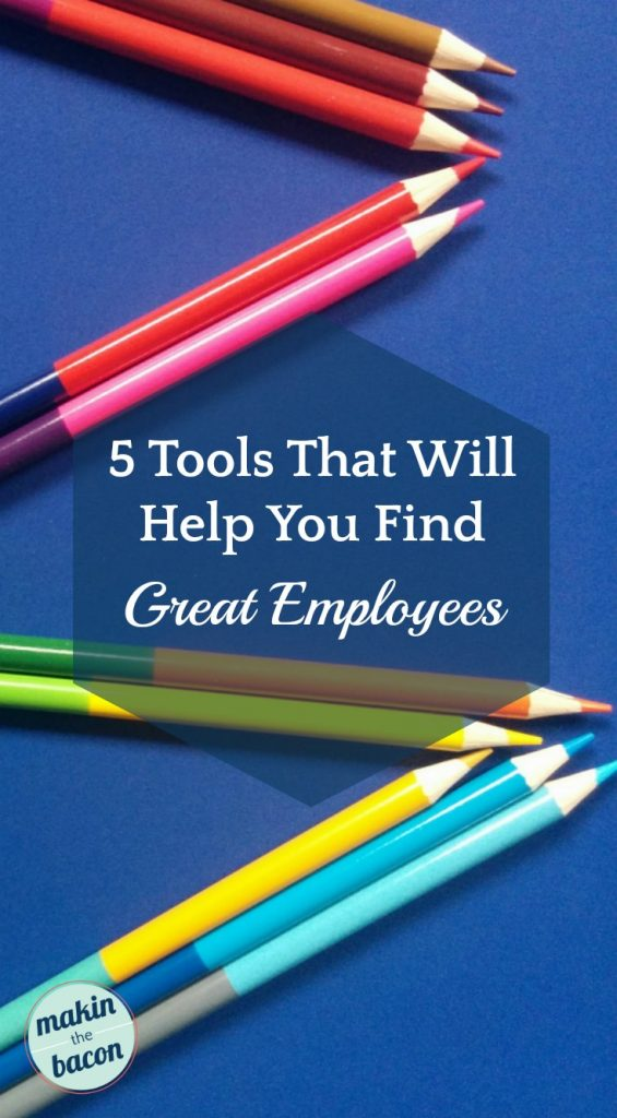 recruit, find great employees for your company
