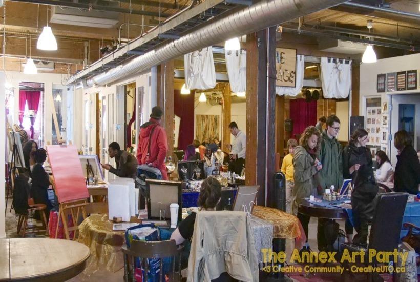 Toronto business incubator