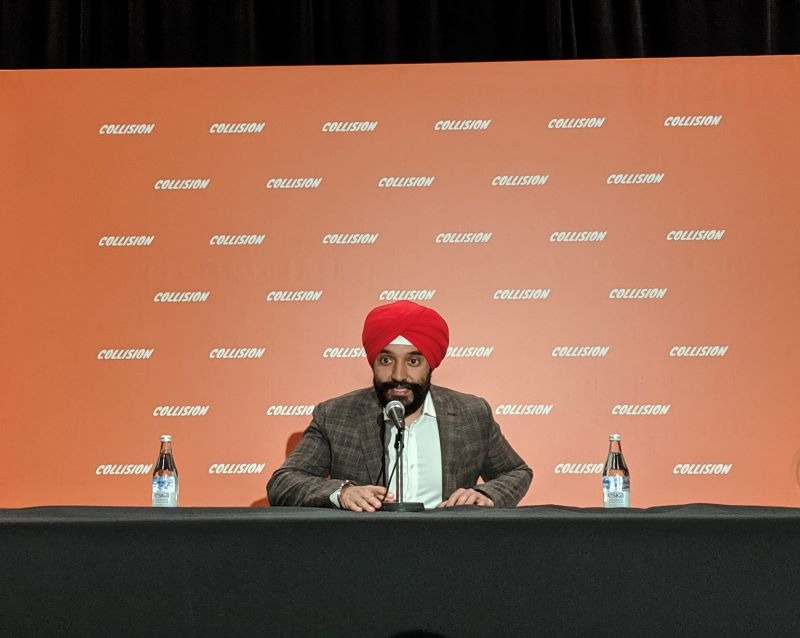 Navdeep Bains - Minister of Innovation, Science and Economic Development