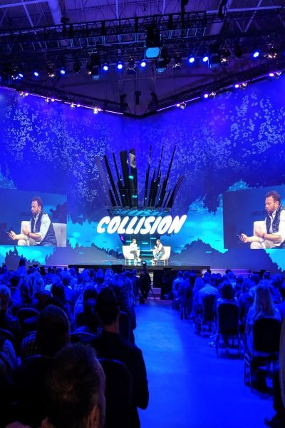 Recap of Collision Conference 2019