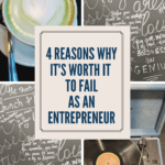 failing as an entrepreneur is better than never trying at all