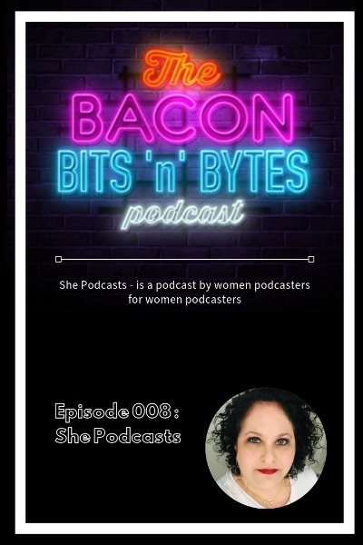 Ep. 008 – She Podcasts – The Podcast About Women in Podcasting