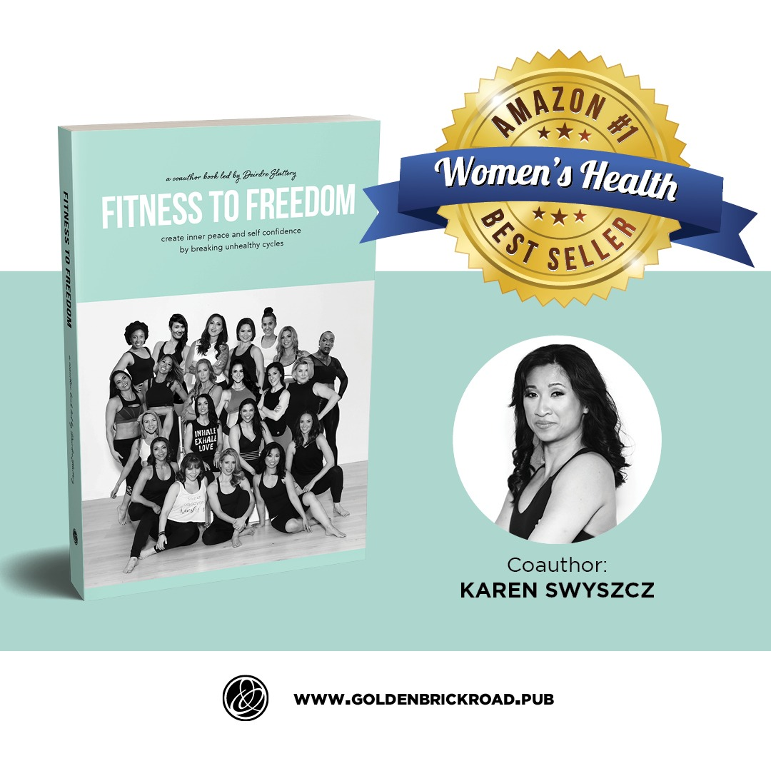 Fitness To Freedom, Amazon Canada Best Seller in Women's Health