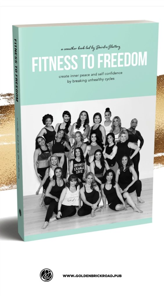 Fitness To Freedom, officially available on Chapters and Amazon on Nov 19