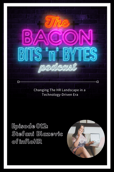Ep. 012- Changing The HR Landscape in a Technology-Driven Era
