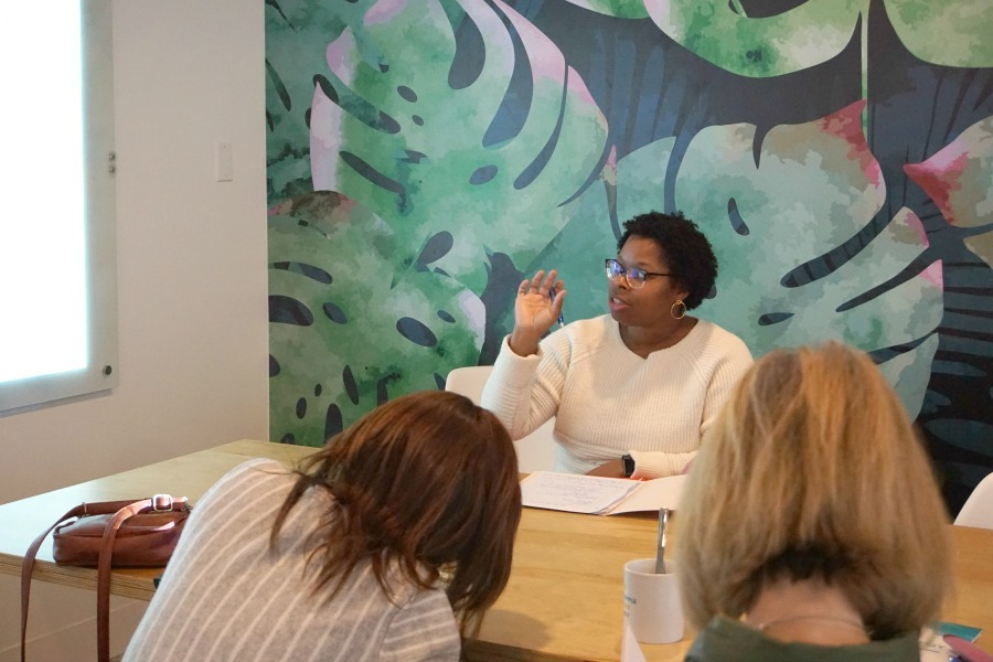 Andrea Henry of Henry Business Law, going over legal fundamentals for your business.