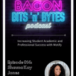 featured image for Motify interview on the Bacon Bits n Bytes Podcast