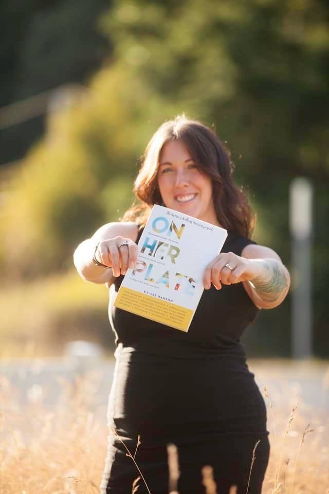 On Her Plate, online coach: Charleyne Oulton