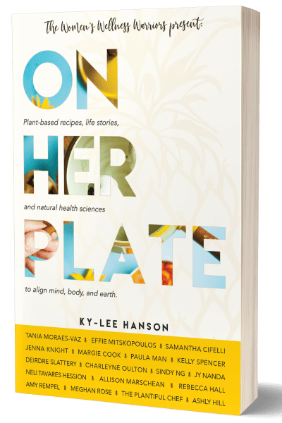 On Her Plate Author Interview