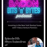 transcript of podcast interview with Tribeca Venture Partners - Nitya Rajendran
