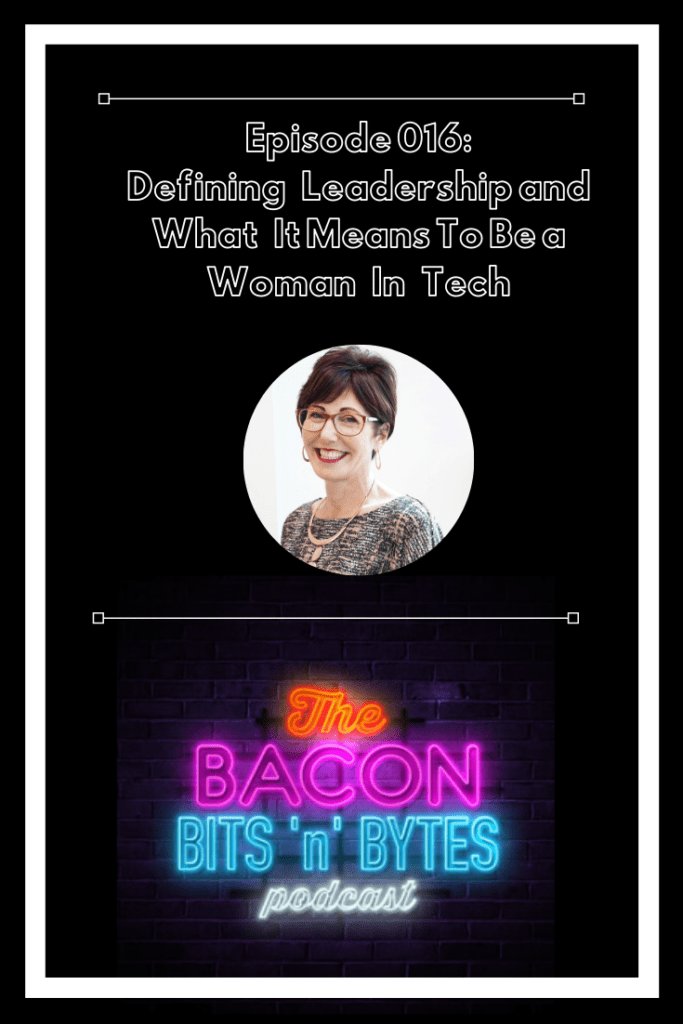 Bacon Bits 'n' Bytes Podcast Interview with Executive Director, Shann McGrail of Haltech - an organization that helps startups and large global corporations advance their technology-based innovations to market or scale their businesses.