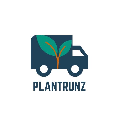plantrunz - plant delivery service logo