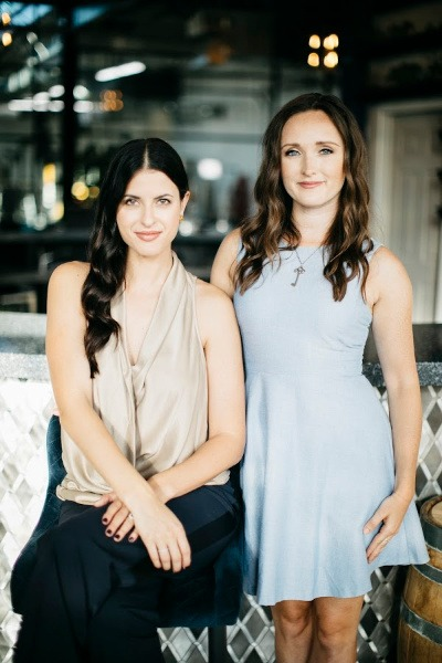 Dani Kagan and Victoria Marshman, City Mogul Co-Founders