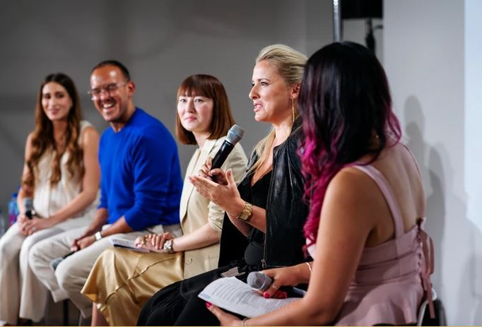 City Moguls Event - connecting, celebrating and inspiring entrepreneurs