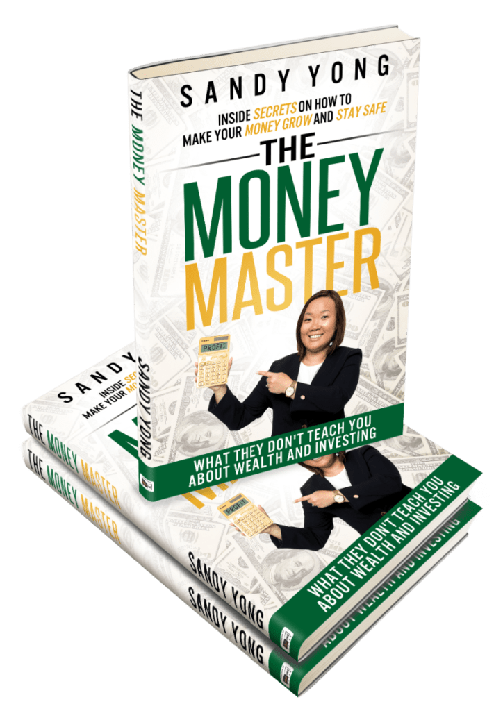 The Money Master Book - what they don't teach you about wealth and investing