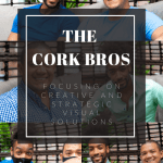 featured image on blog interview with The Cork Bros