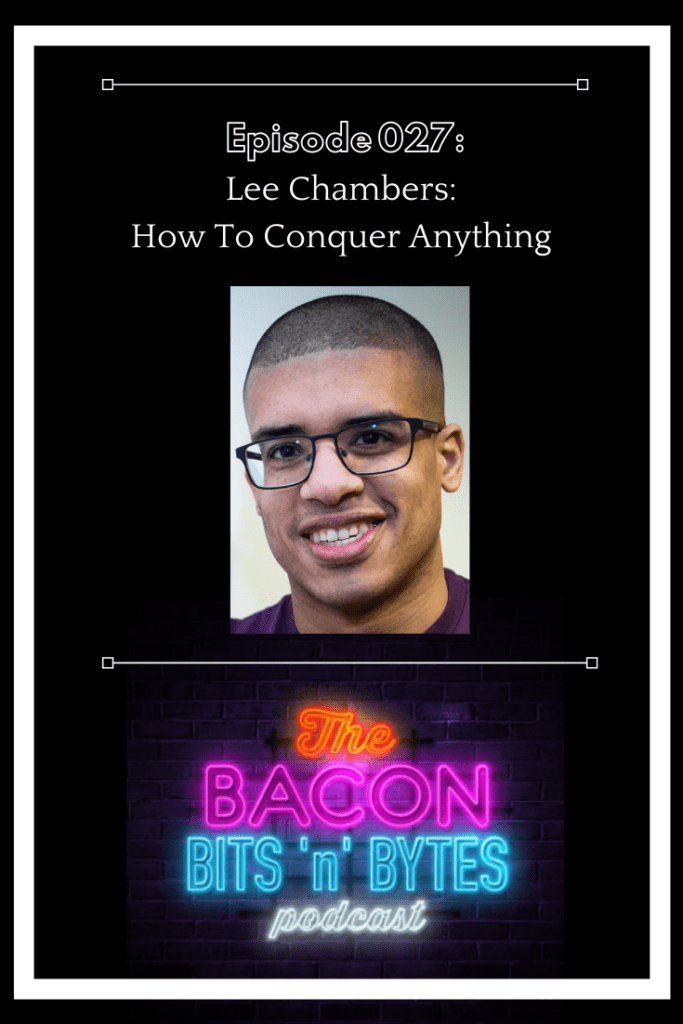 interview with well-being consultant Lee Chambers