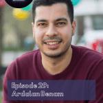 Ardalan Benam - Serial Entrepreneur, AI Scientist and Next 36 Alumnus